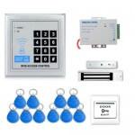 Badge-Fob Access Control